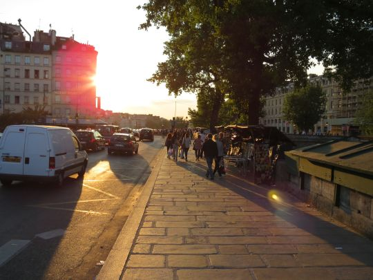 gorgeous paris light