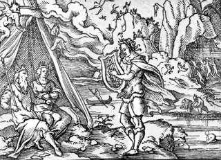 grief of orpheus