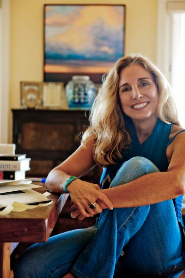 Maui Writer/Educator Marnie Masuda